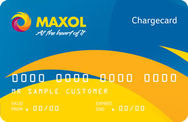 The Maxol Chargecard - Ideal for small fleets of cars and light commercial vehicles