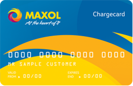 The Maxol Chargecard